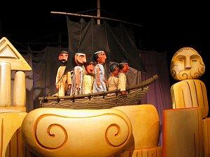 Opowieść o Tezeuszu wg Minotaura