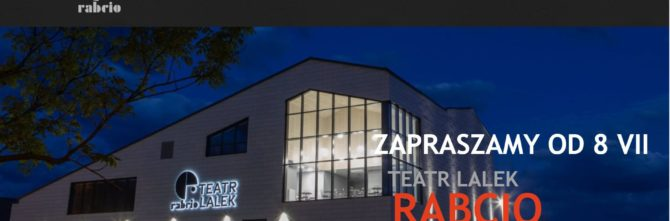 Nowy teatr – nowa strona